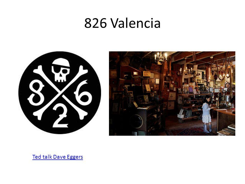 826 Valencia Ted talk Dave Eggers