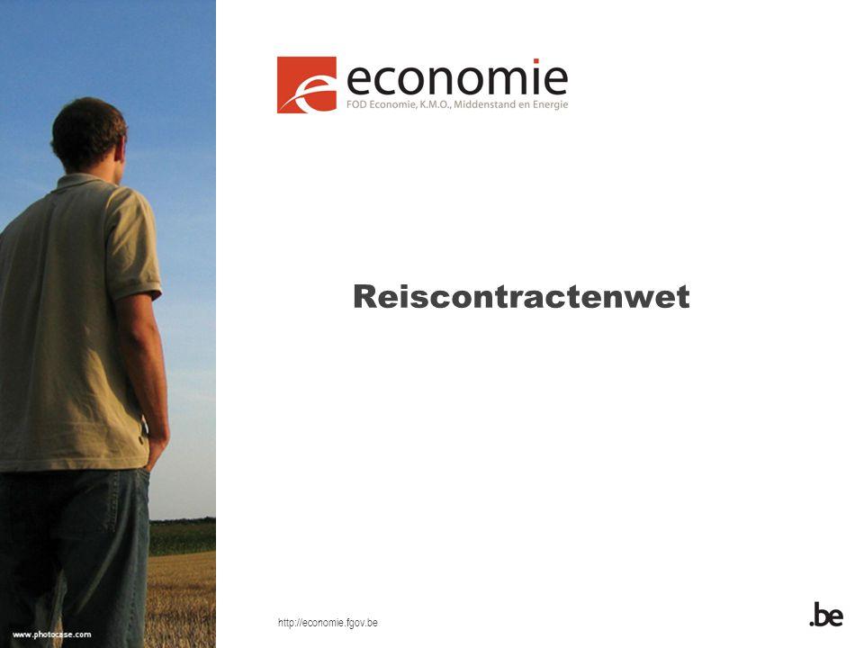 http://economie.fgov.be Reiscontractenwet