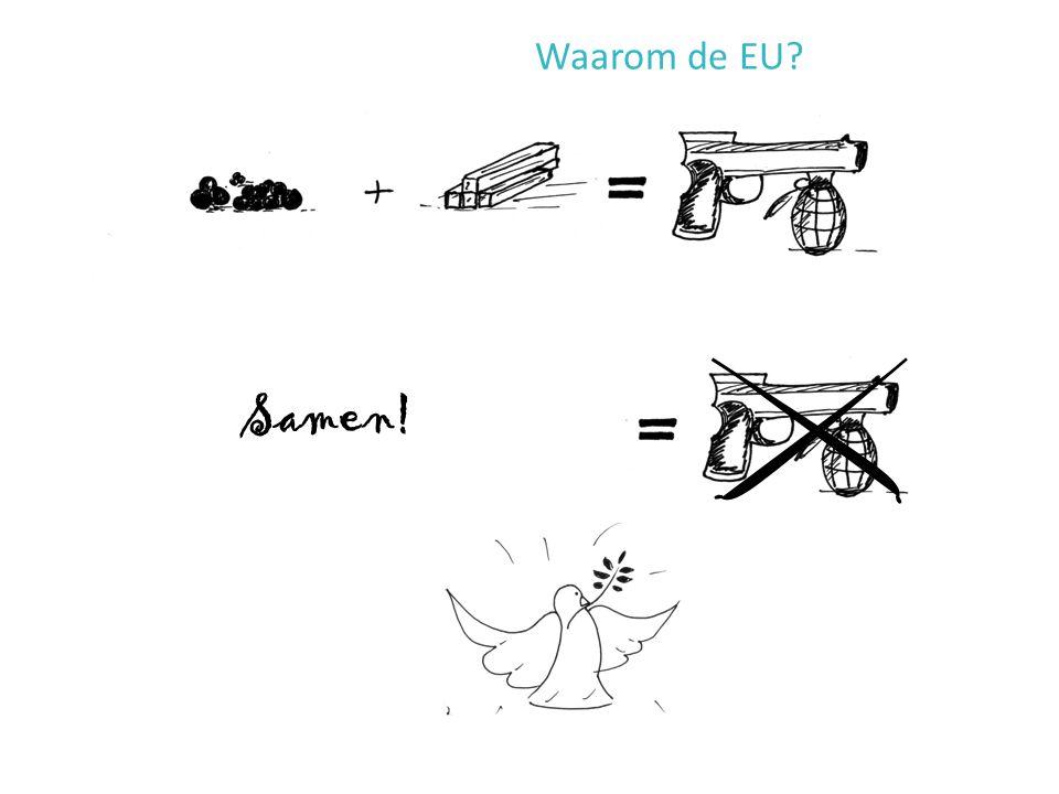 Waarom de EU? Samen!