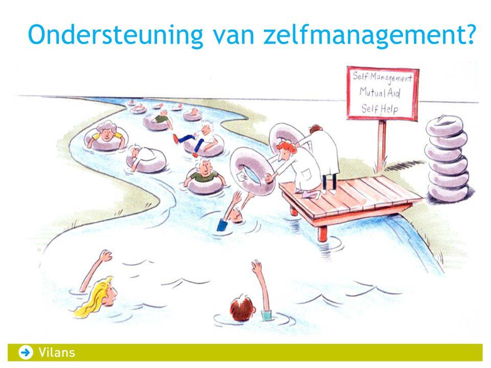 Conclusie ZMO vraagt een systematische en gelijktijdige aanpak op drie niveaus: patiënten, zorgverleners en zorgorganisaties Vraag: delen jullie dat?