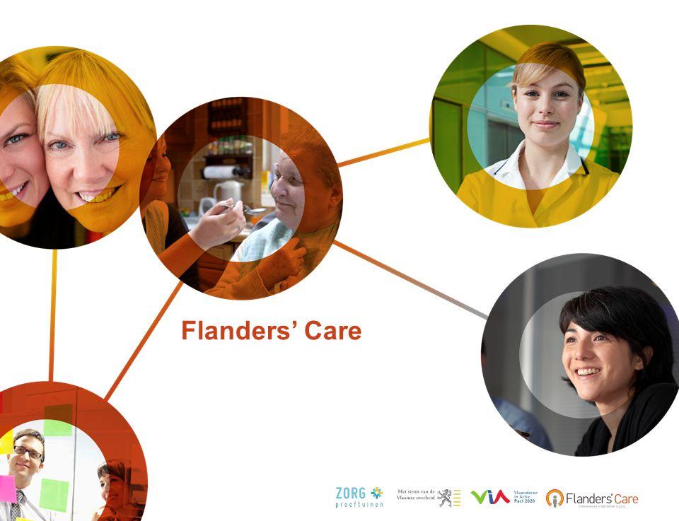 Missie •Op een aantoonbare wijze en door innovatie het aanbod van kwaliteitsvolle zorg verbeteren en verantwoord ondernemerschap in de zorgeconomie stimuleren.