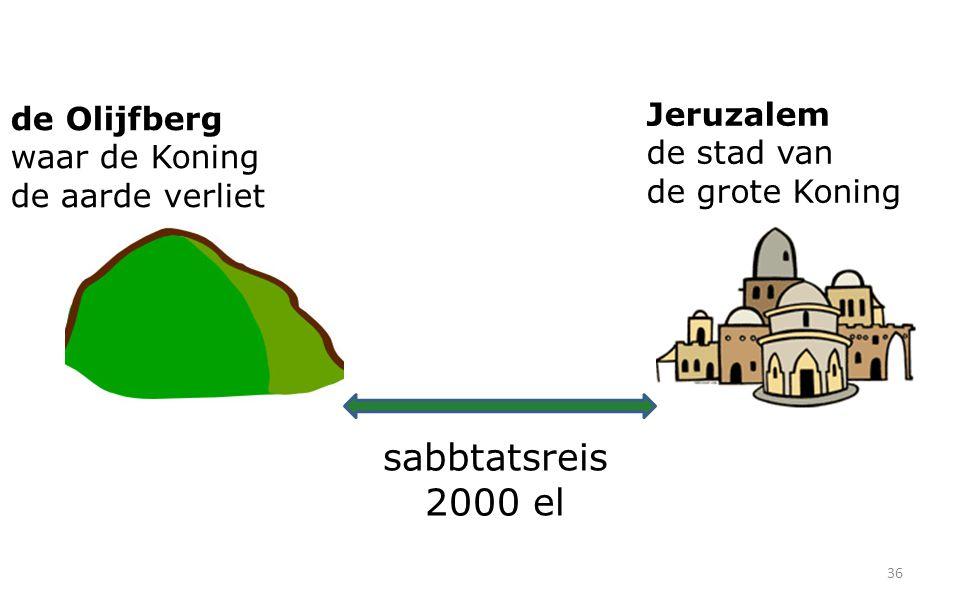 de Olijfberg waar de Koning de aarde verliet sabbtatsreis 2000 el Jeruzalem de stad van de grote Koning 36