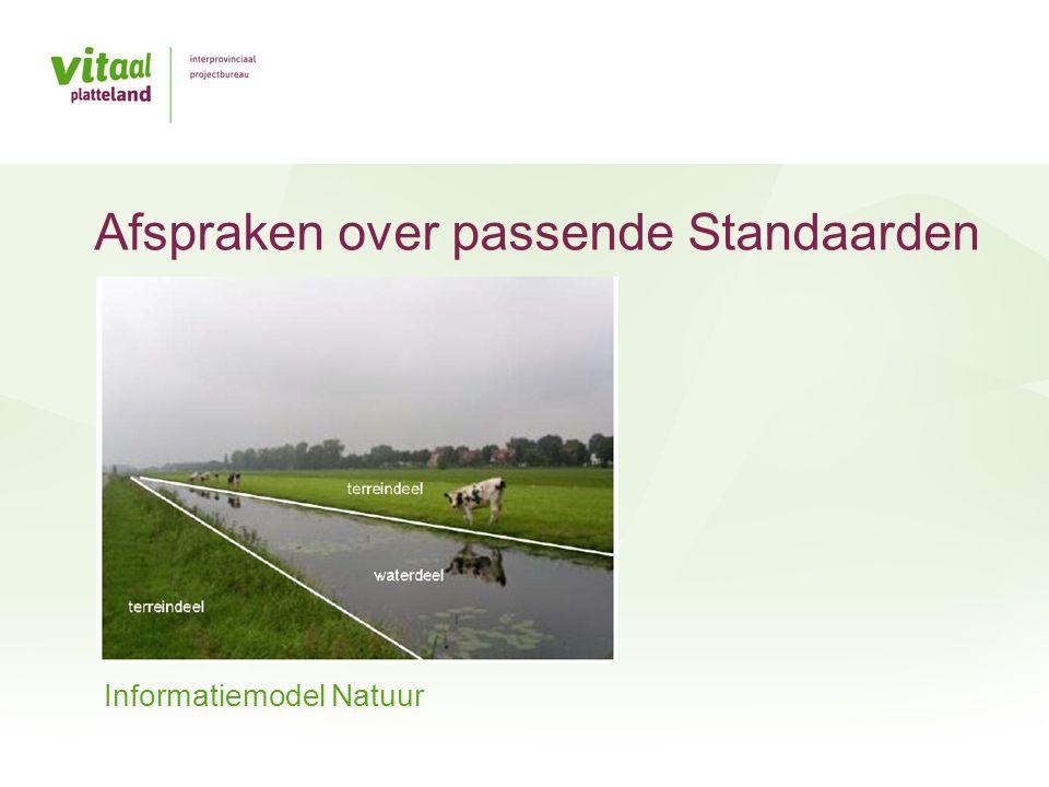 Informatiemodel Natuur Afspraken over passende Standaarden