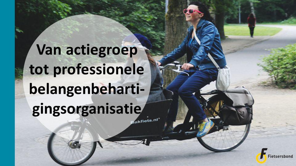 Van actiegroep tot professionele belangenbeharti- gingsorganisatie