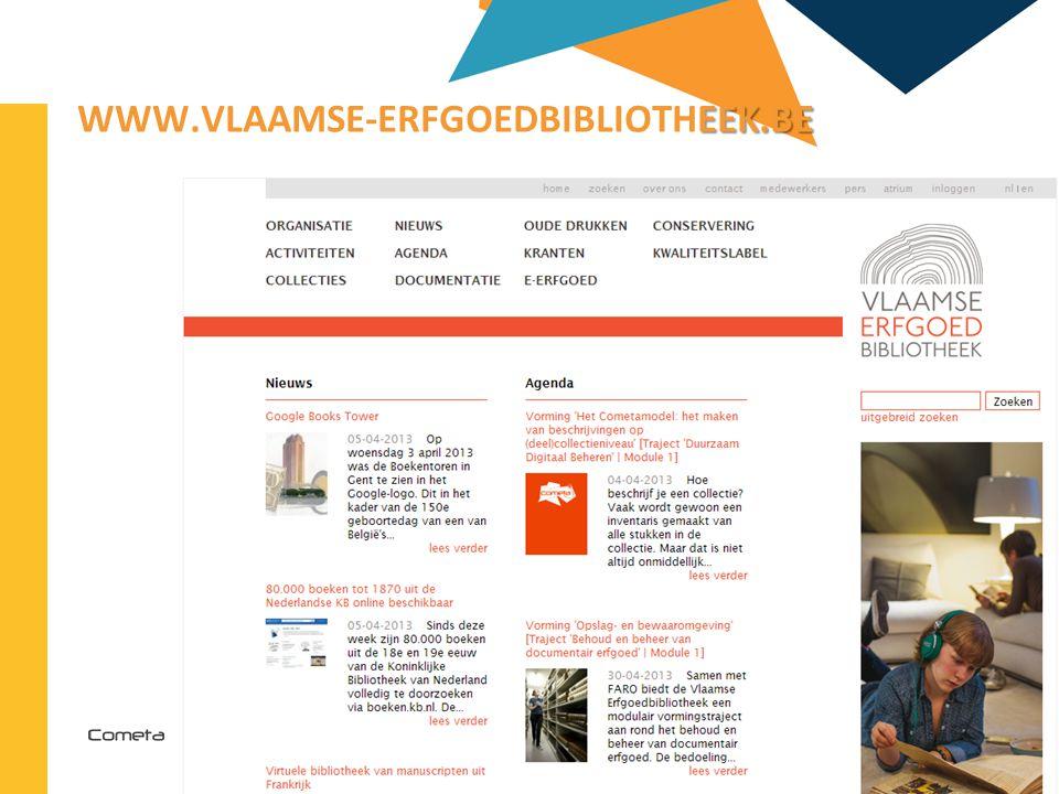 2013-04-11 109 | EEK.BE WWW.VLAAMSE-ERFGOEDBIBLIOTHEEK.BE