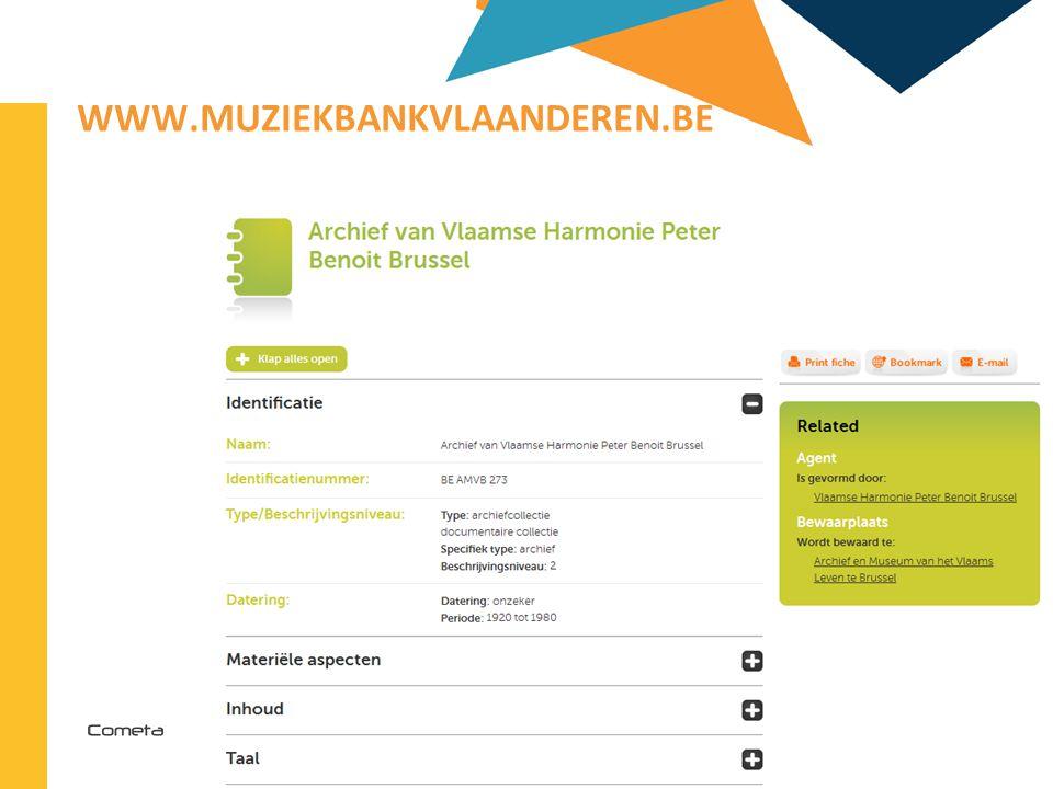 2013-04-11 85 | WWW.MUZIEKBANKVLAANDEREN.BE