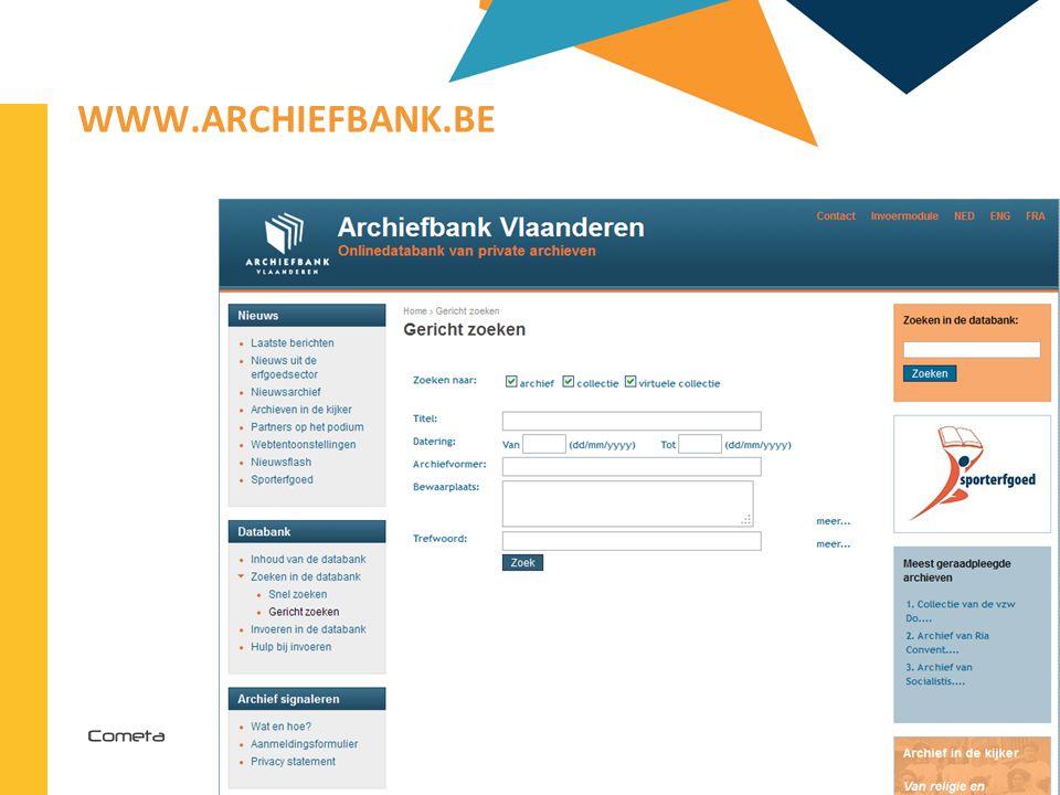 2013-04-11 88 | WWW.ARCHIEFBANK.BE