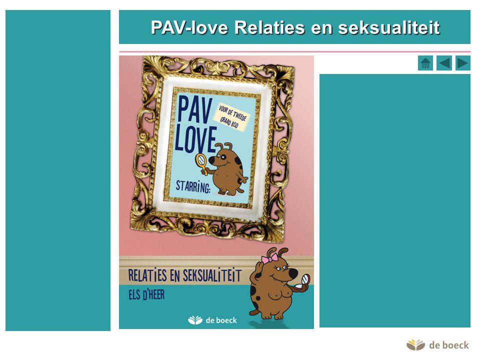PAV-love Relaties en seksualiteit