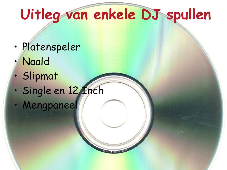 Hoe wordt je een DJ? •Als 1 e moet je van muziek houden •Koop een mengpaneel en cd of platenspelers. •Je hebt gevoel voor ritme en timing nodig. •Oefe