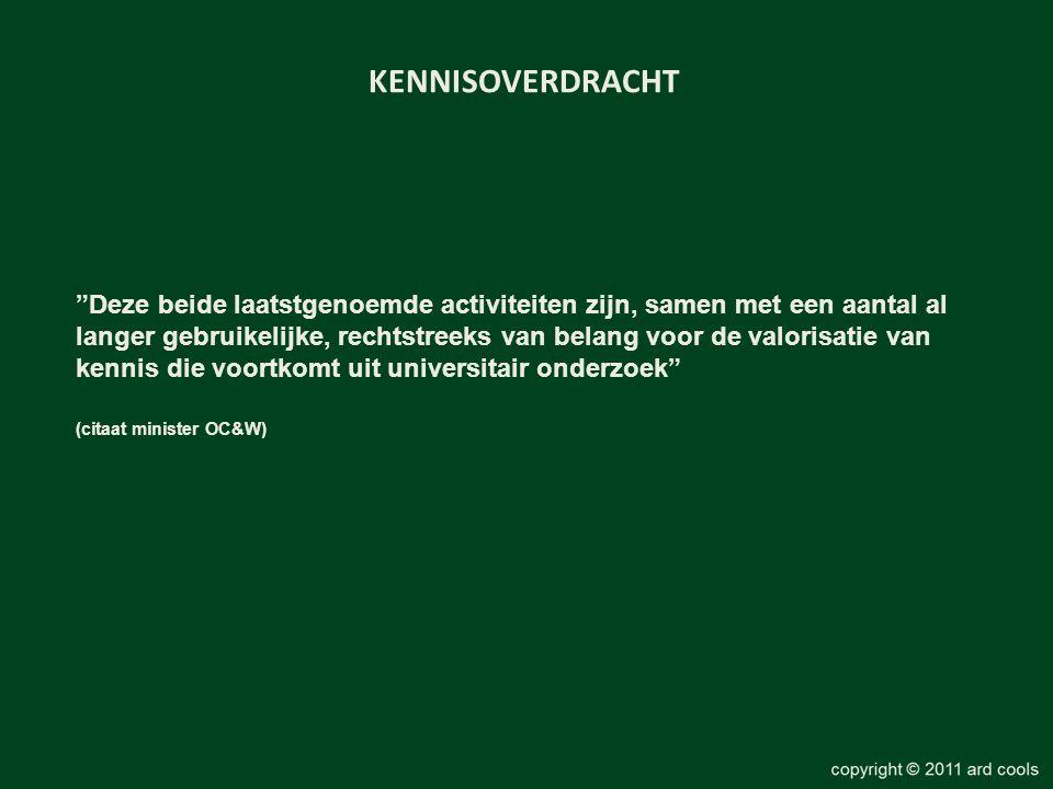 door: Dr. mr. Ard Cools Presentatie Misverstanden over valorisatie