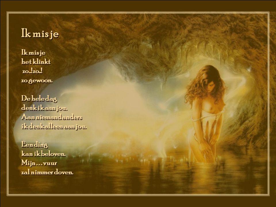 Verleden Alles wat ik had heb ik aan jou gegeven Er is niets meer van mijn rijke hart over gebleven Ik had alles van mij aan jou geschonken Uit de bro