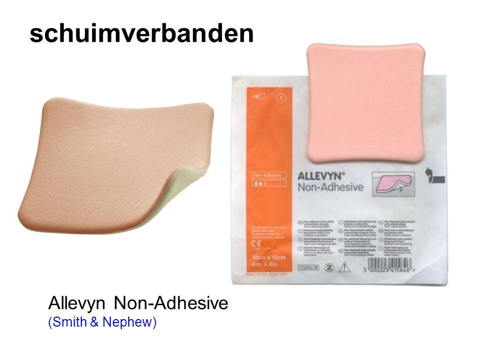 schuimverbanden Allevyn Non-Adhesive (Smith & Nephew)