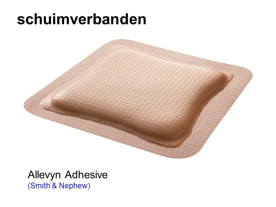 schuimverbanden Allevyn Adhesive (Smith & Nephew)