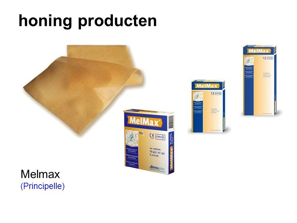 honing producten Melmax (Principelle)