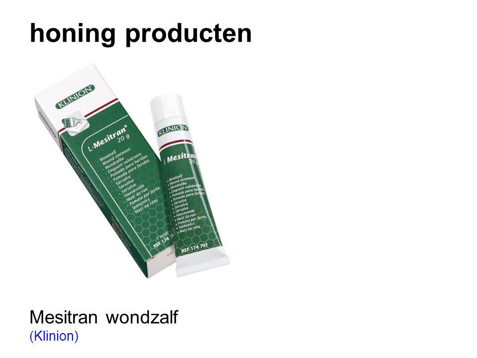 honing producten Mesitran wondzalf (Klinion)