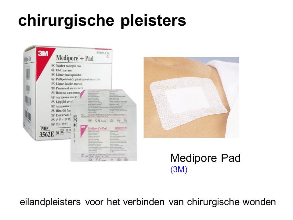chirurgische pleisters Medipore Pad (3M) eilandpleisters voor het verbinden van chirurgische wonden