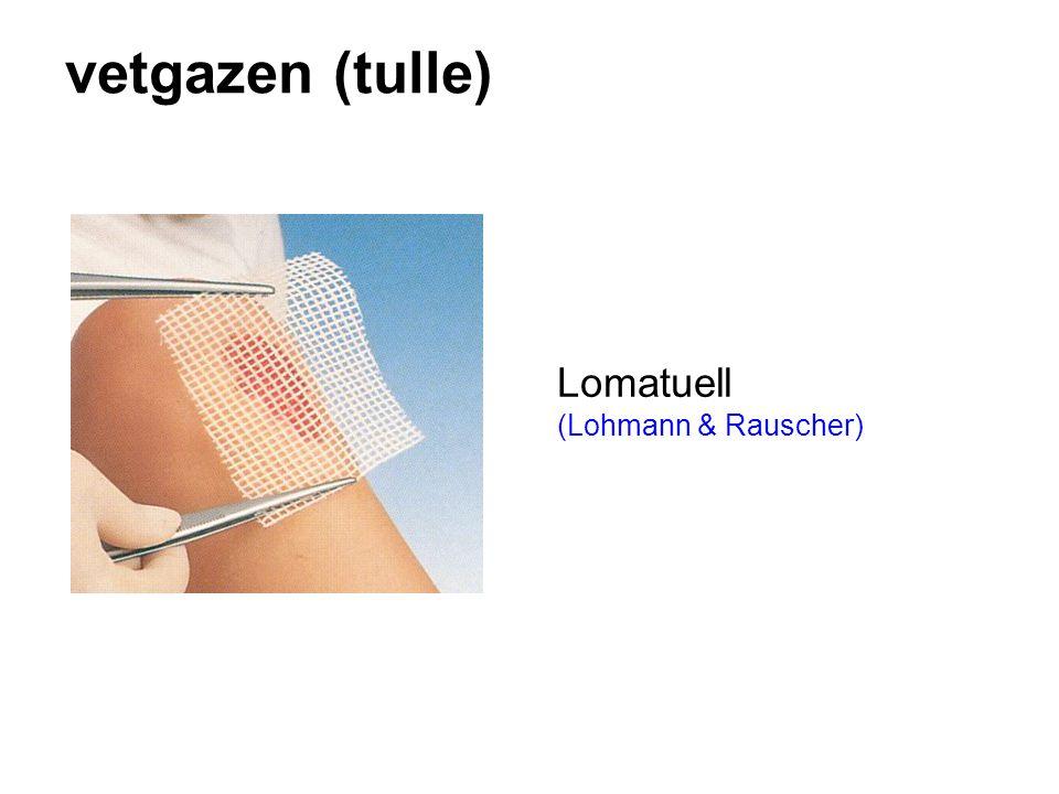 vetgazen (tulle) Lomatuell (Lohmann & Rauscher)