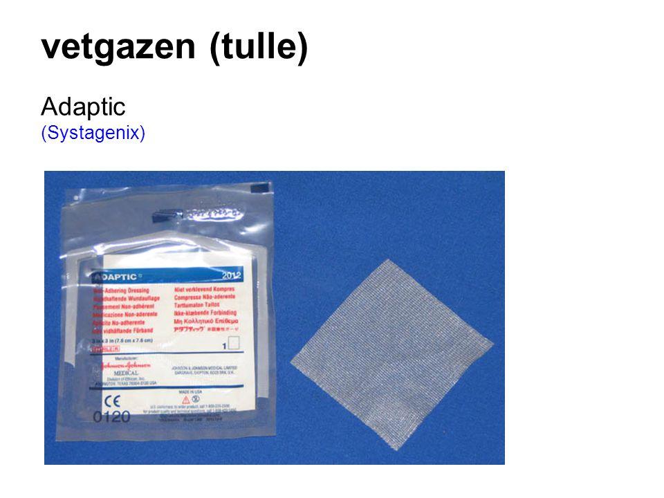 vetgazen (tulle) Adaptic (Systagenix)