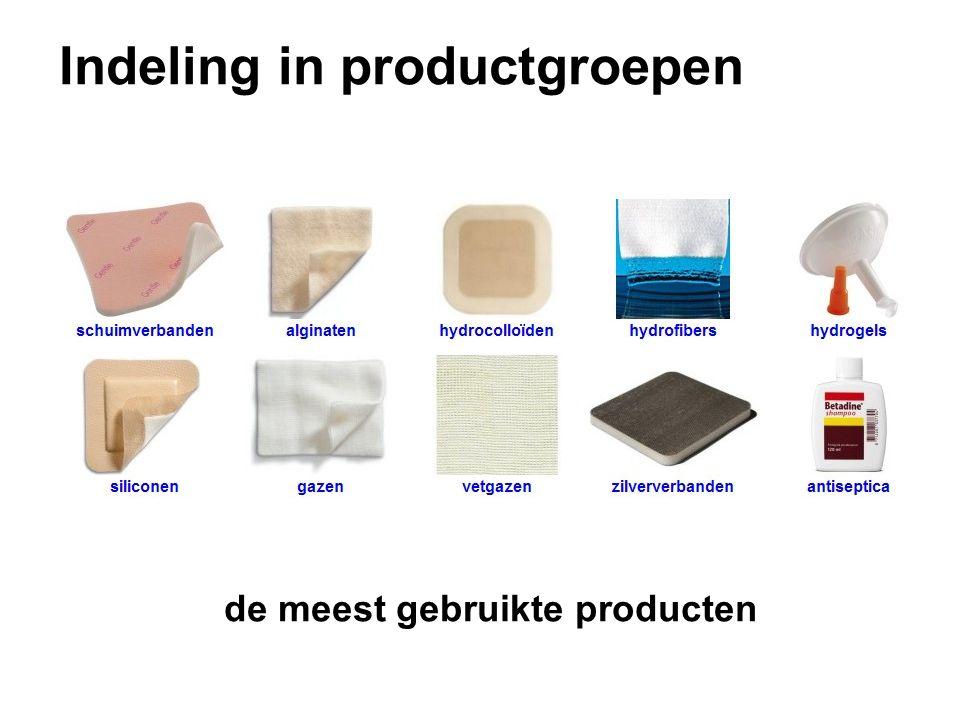 zilver bevattende producten vetgazen met zilver Urgotul SSD (Urgo)