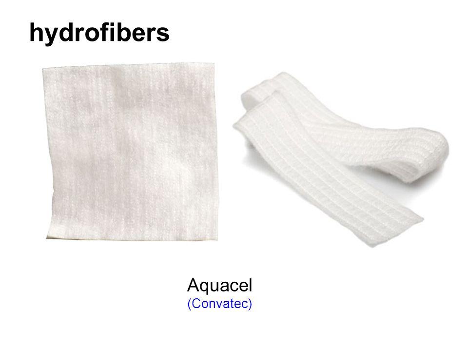 hydrofibers Aquacel (Convatec)