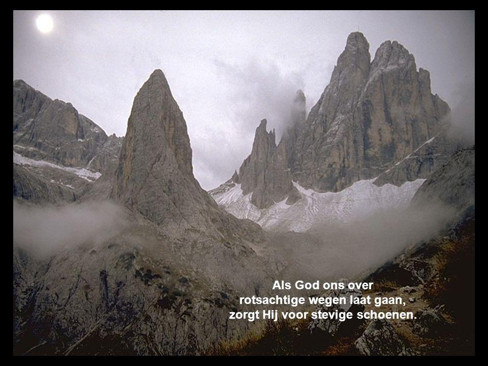 Wanneer God een traan in jouw oog geeft, wil Hij een regenboog in je hart geven.
