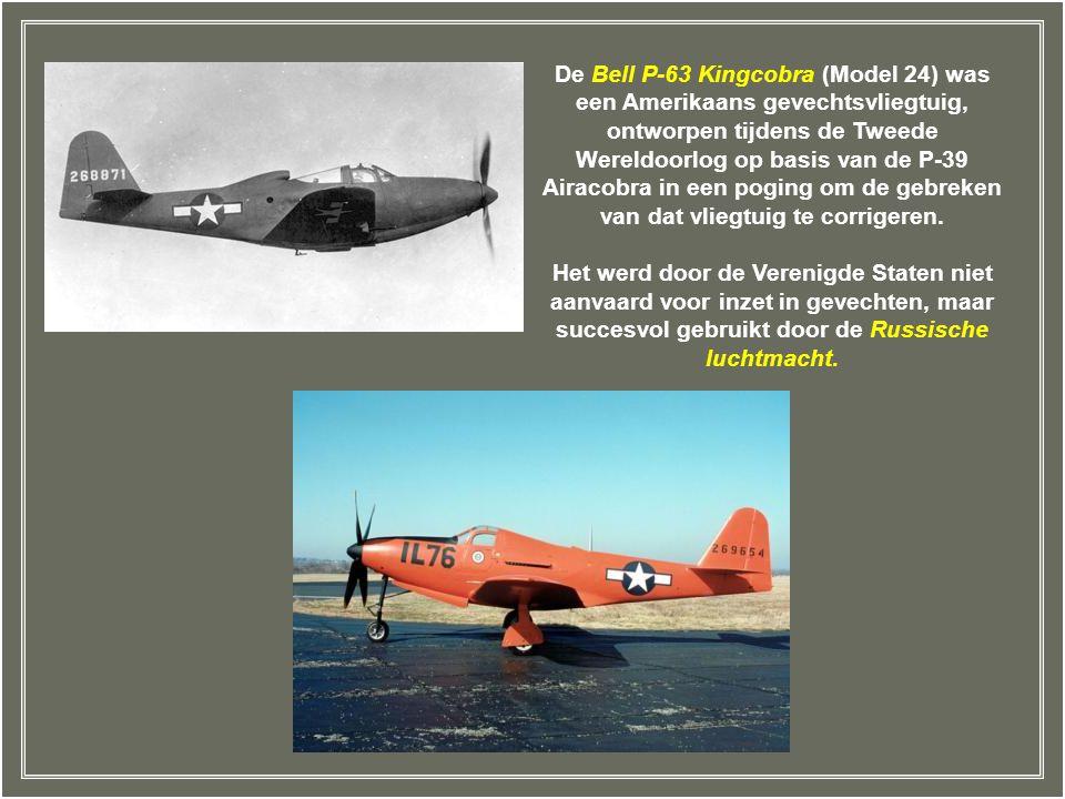 Bell Aircraft Corporation P-63 Kingcobras ondergaan een eindinspectie in de New York fabriek bij de Niagara watervallen. De vliegtuigen waren gebouwd