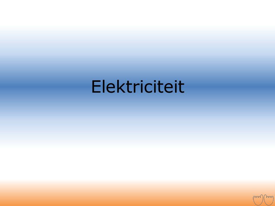 weerstand (niet constantaan!) Bij een lage temperatuur trillen moleculen en atomen langzaam.