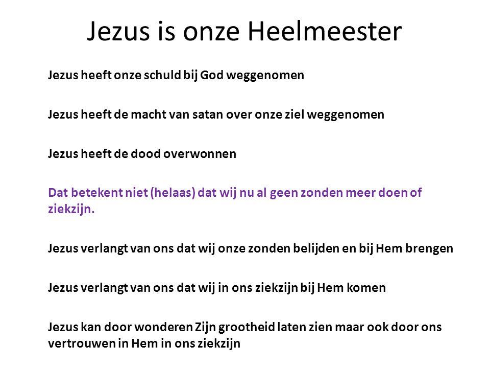 Gebedsgenezing Jan Zijlstra - gave van genezing – levend christen- goede werkmethode.