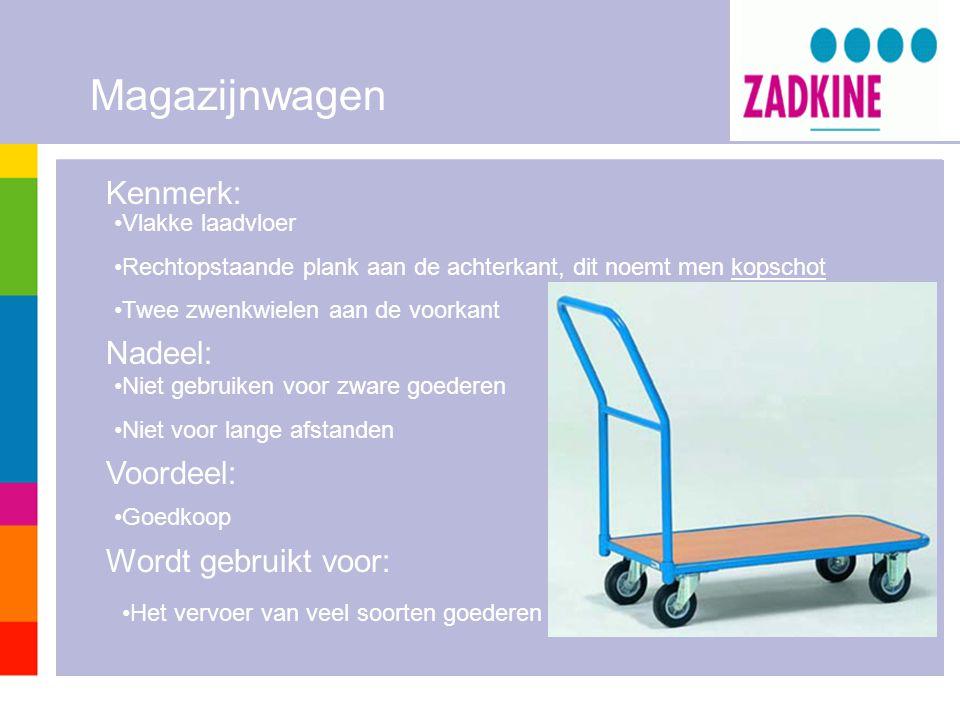 Stationaire transportmiddelen Zijn plaatsgebonden.