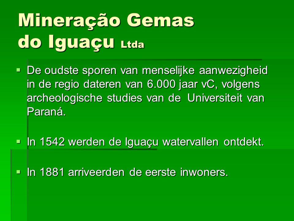 DDDDe 14e maart 1914 werd de stad Vila Iguaçu opgericht.