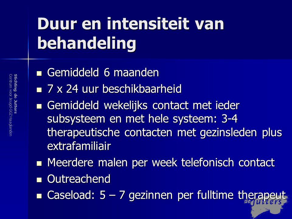Stichting de JuttersCentrum voor Jeugd-GGZ HaaglandenMDFT  Basismodel  10 uitgangspunten  sleutelbegrippen  3 fases van behandeling In het kader van deze lezing korte uitleg van basismodel, fases van behandeling en enkele sleutelbegrippen van MDFT