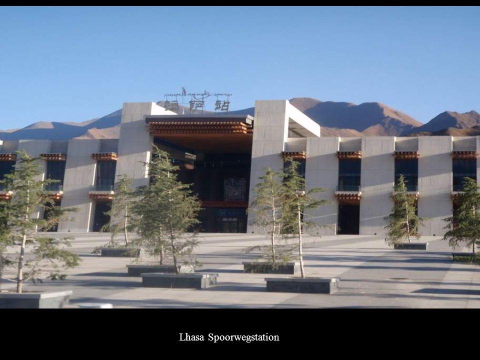 Lhasa Spoorwegstation