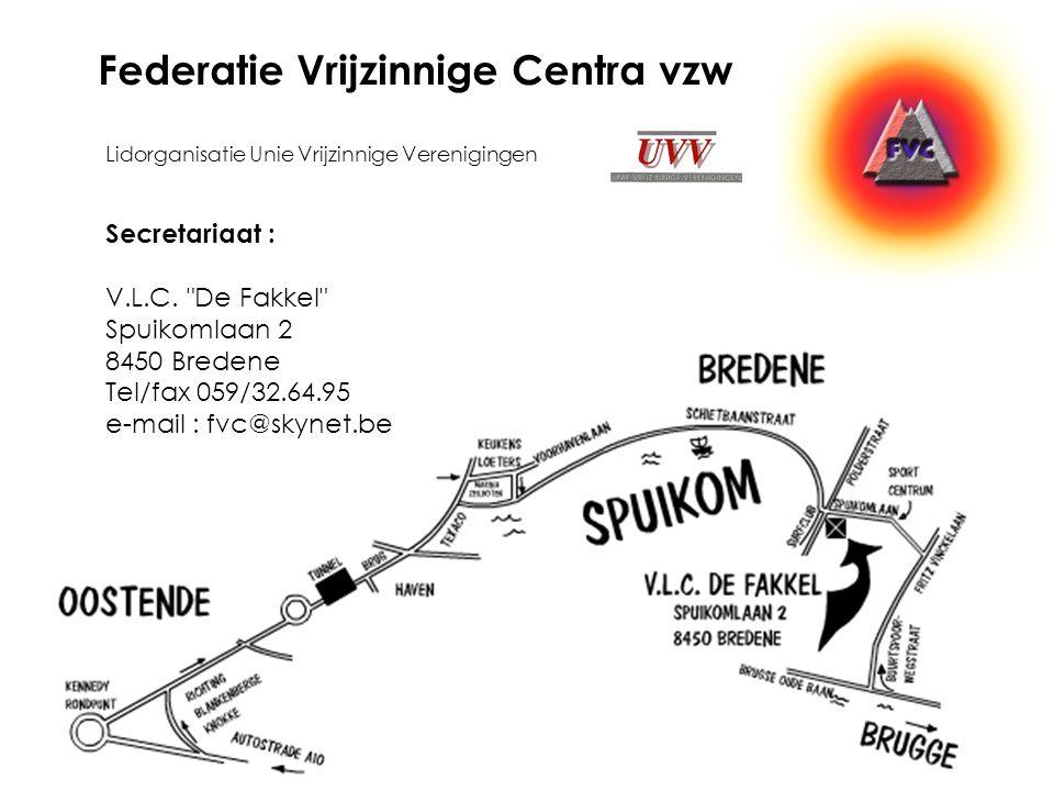 VOC Tienen Donystraat 14 3300 Tienen Voorzitter : Luc Neyns