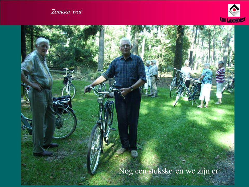 Voor meer foto's zie: Fotoalbum op de ledensite