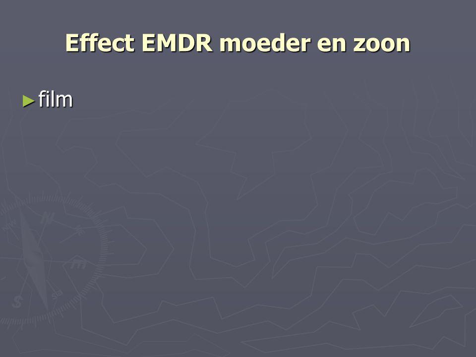 Effect EMDR moeder en zoon ► film