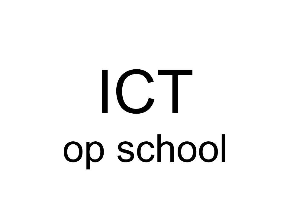 ICT op school