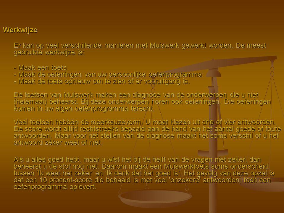 Muiswerk - Grammatica NT2 Prijs: € 226,00 inclusief 1 licentie, schoolversie.
