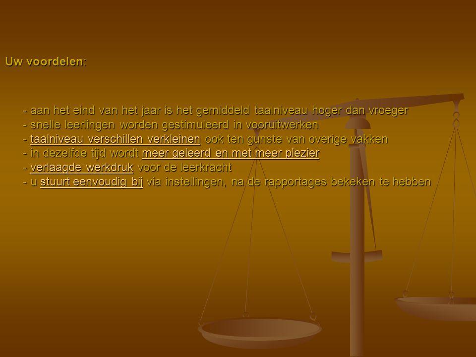 Muiswerk - Schoolwoorden NT2 Prijs: € 150,00 inclusief 1 licentie, schoolversie.