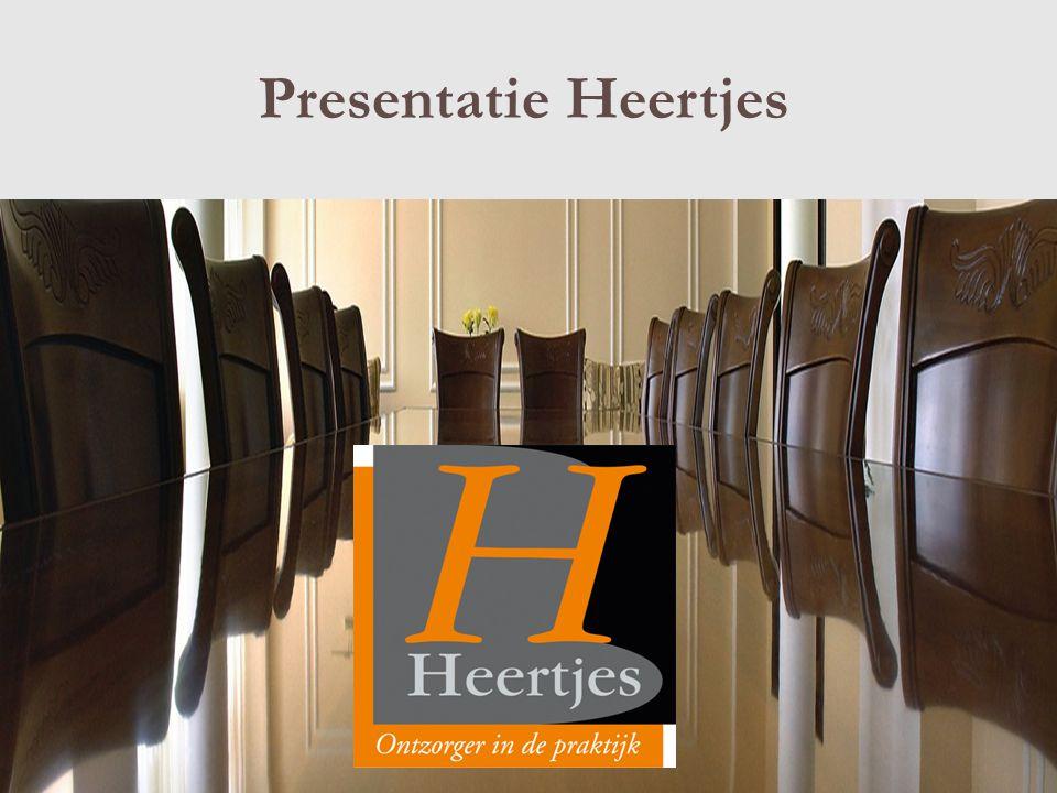 Presentatie Heertjes