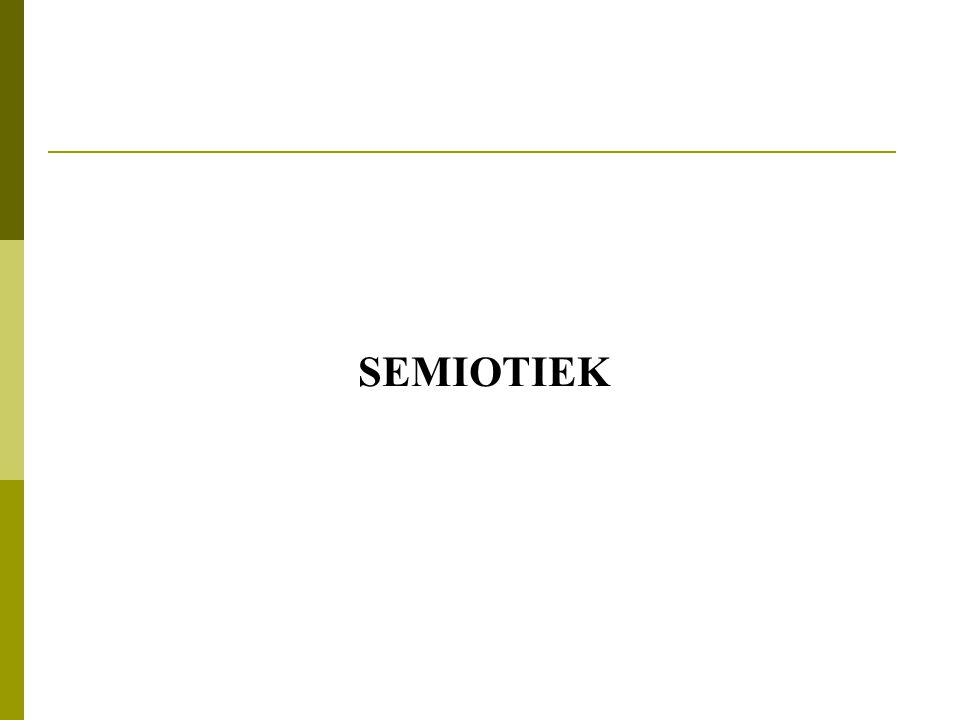 SEMIOTIEK