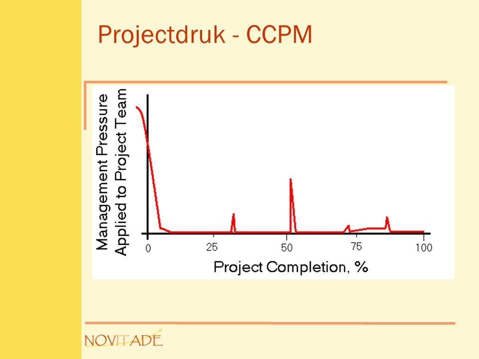 Projectdruk - CCPM