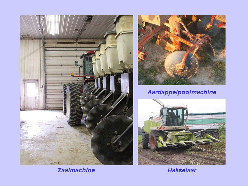 Kunstmeststrooier LandbouwspuitAardappelaanaarder