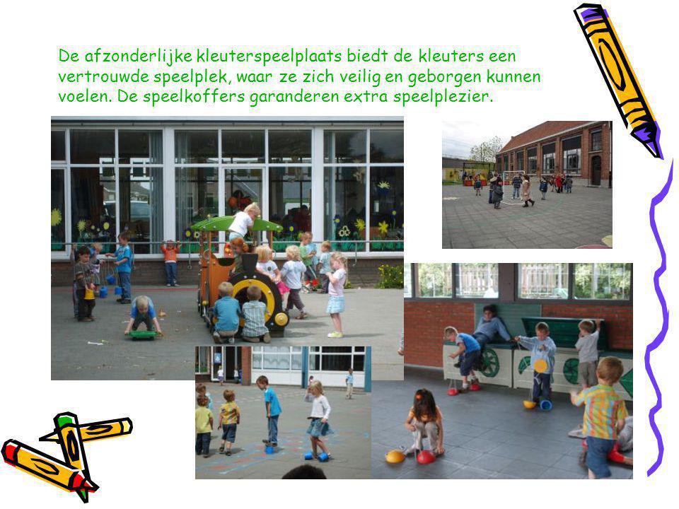Een bijzondere leermeester lichamelijke opvoeding zorgt voor aangename bewegingsmomenten.