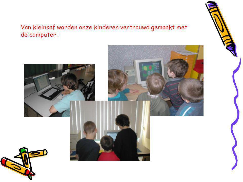 Kleuterafdeling + Lagere afdeling ____________ = Basisschool