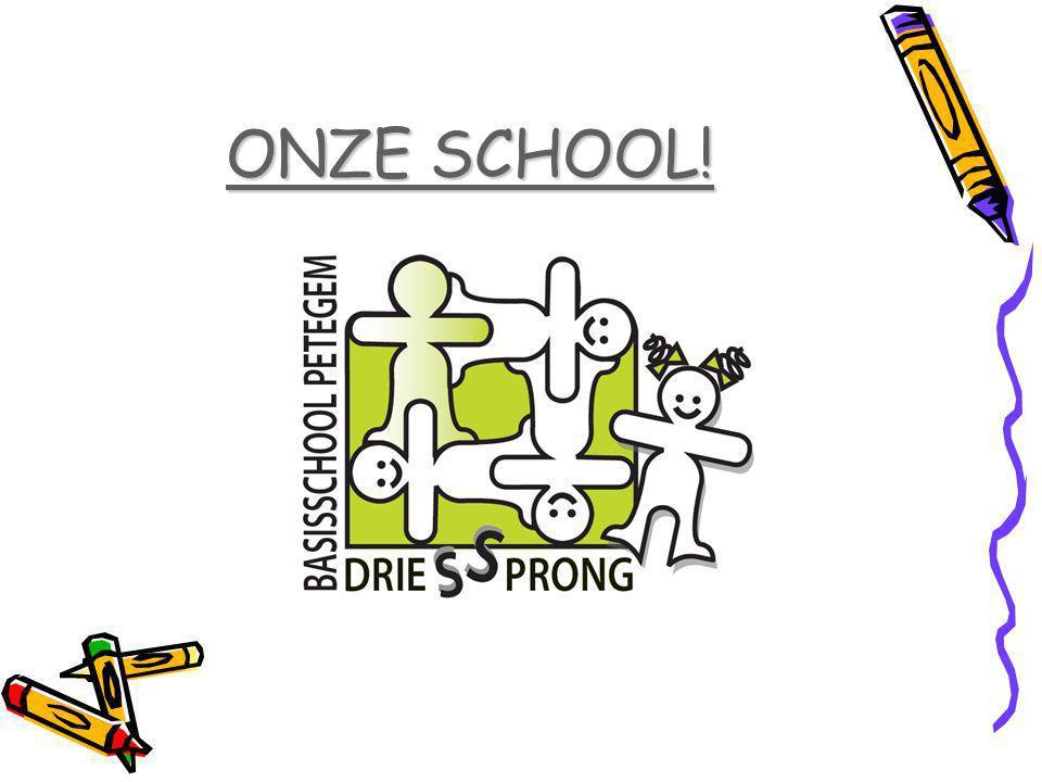 Een open school Een groene school Een muzische school Een sportieve school Een creatieve school Een avontuurlijke school Een ervaringsgerichte school Een geëngageerde school Een school met aandacht voor elk kind Een school met een hart voor UW kind!