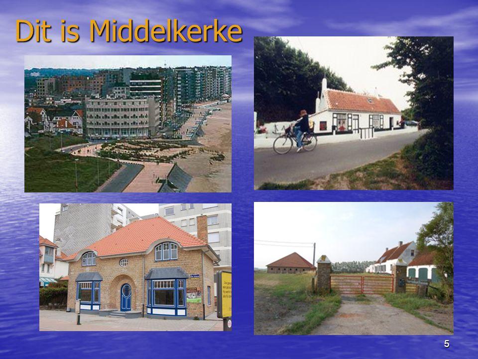 16 Dinsdag 1.We nemen een toeristentreintje naar Diksmuide via Nieuwpoort 2.