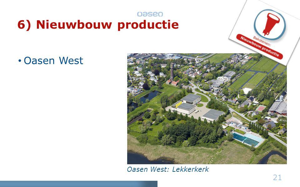 • Oasen West 21 Oasen West: Lekkerkerk