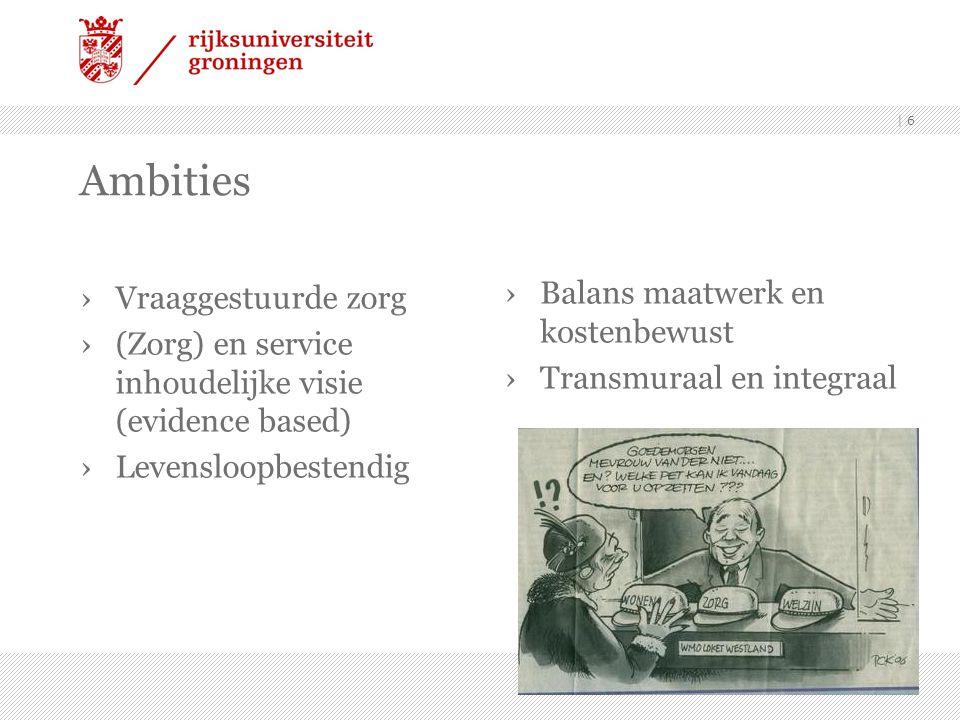   17 Voorbeeld rich picture Capaciteits- probleem op een verpleegafdeling Van der Werf, J.