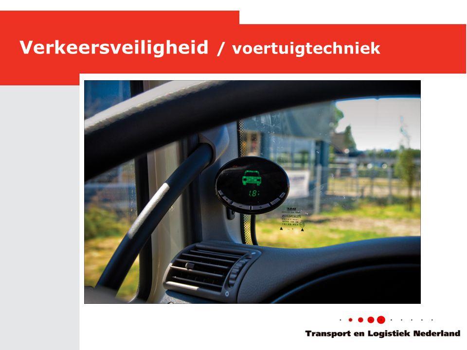 Verkeersveiligheid / voertuigtechniek