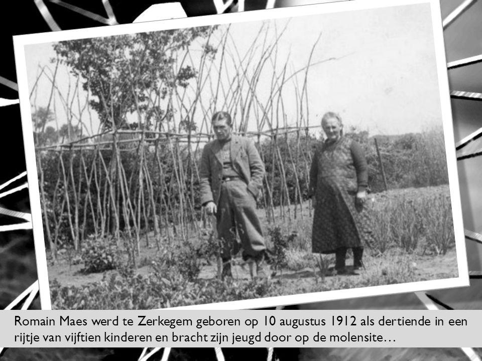 In de prille jaren dertig was hij gefascineerd door de lokale kermiskoersen en sloot zicht aan bij de wielerclub De Zeemeeuw uit Oostende…